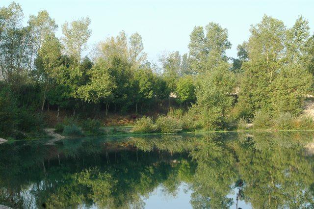 lac des pyes Nievroz Ain